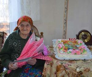 Евдокии Матросовой – 105 лет!