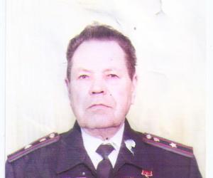 Майор милиции Иван Сивкин