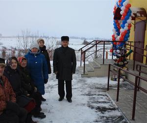 Торжественное открытие ФАПа д. Пиндиково